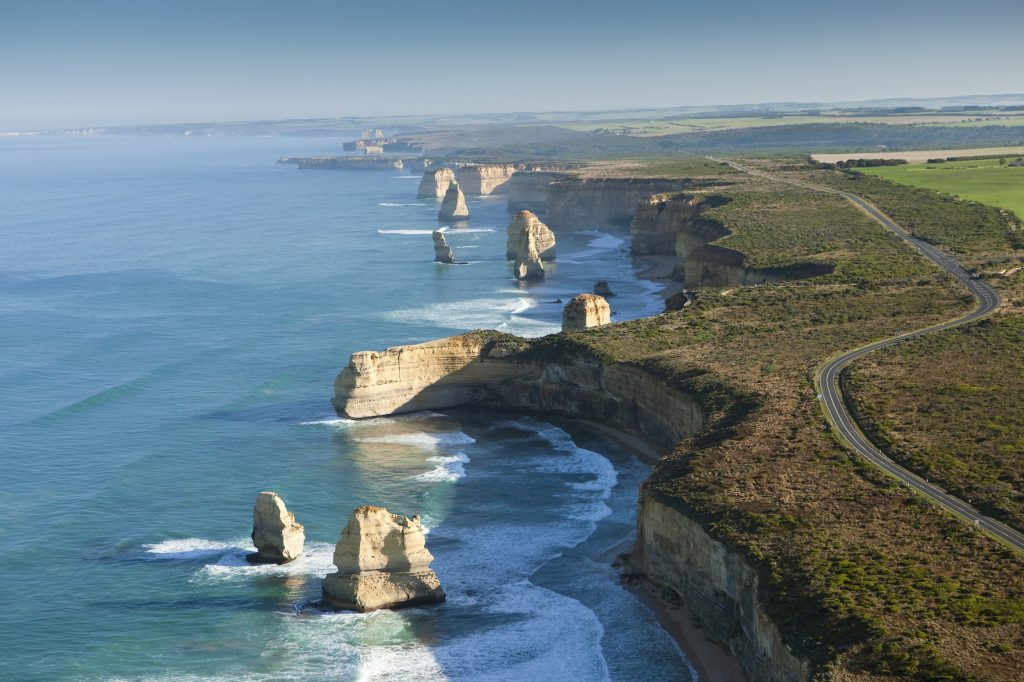 visit the world famous 12 Apostles on this great ocean road tour